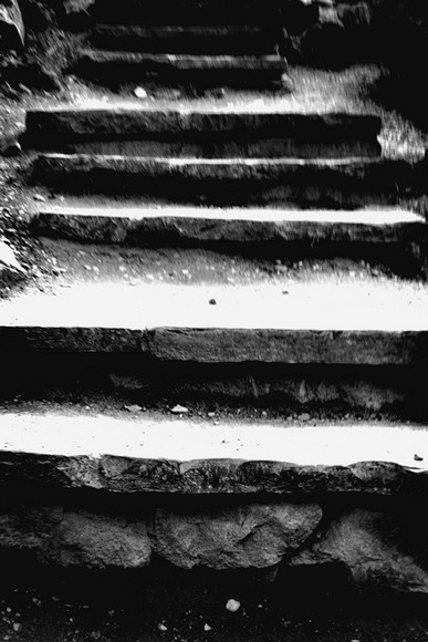 Stone Steps - By Eric Farewell